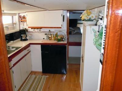 Monk Flush Deck Cruiser 1964 All Boats