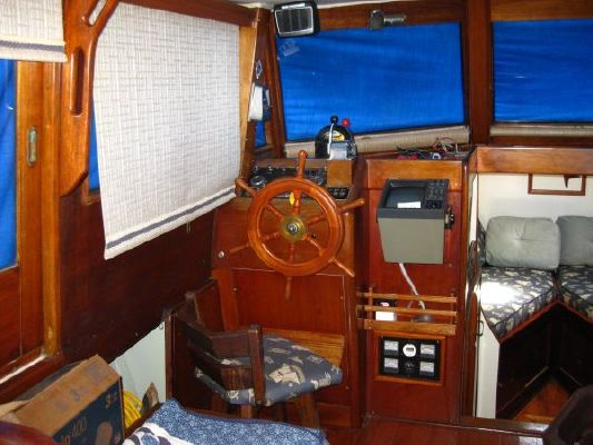 Santa Barbara Trawler WITH TRANSFERRABLE OCEANSIDE SLIP 1964 Trawler Boats for Sale