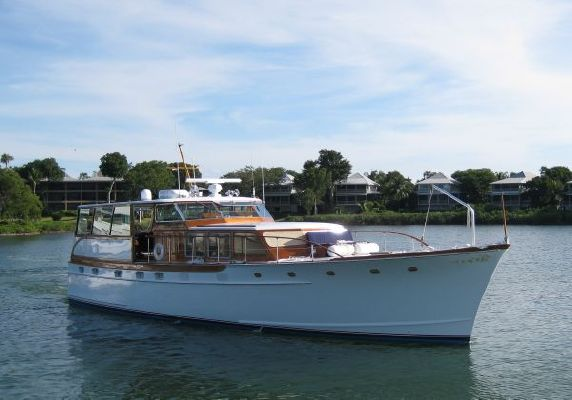 Boats for Sale & Yachts Trumpy Flush Deck Cruiser 1964 All Boats