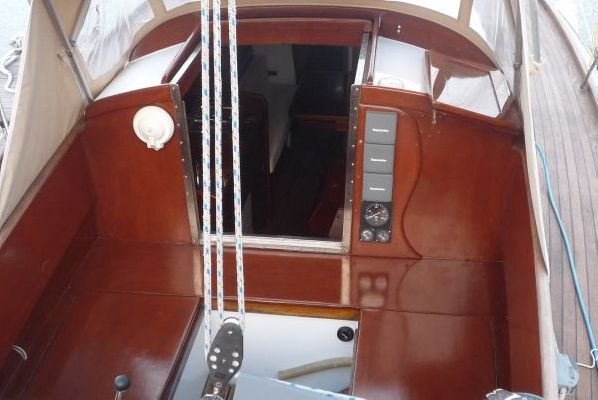 Avrik Laurin Laurin 40 1965 All Boats