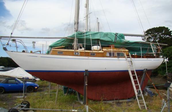 Buchanan Sloop 1965 Sloop Boats For Sale