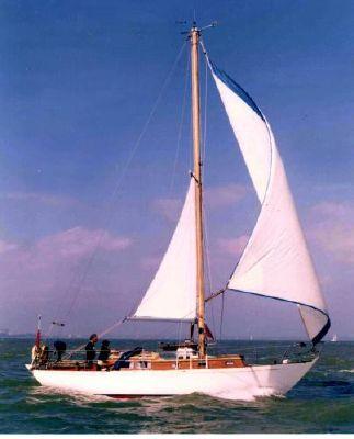 1965 buchanan sloop  3 1965 Buchanan Sloop