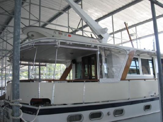 Hatteras 50 Flushdeck MY 1965 Hatteras Boats for Sale