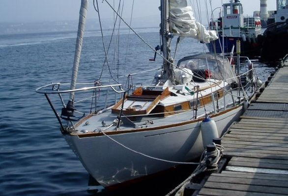 Boats for Sale & Yachts Holman North Sea 24 1965 All Boats