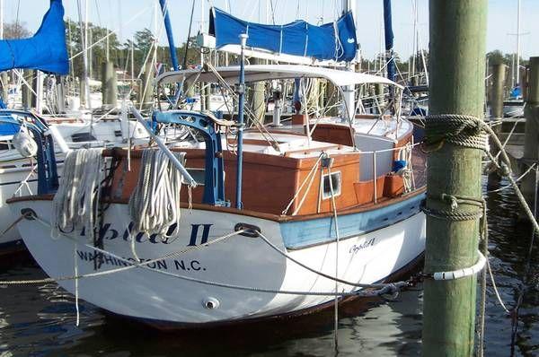 Boats for Sale & Yachts Magellan Center Cockpit Motor Sailer 1965 All Boats