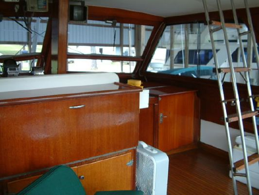 Pacemaker Motor Yacht 1965 All Boats
