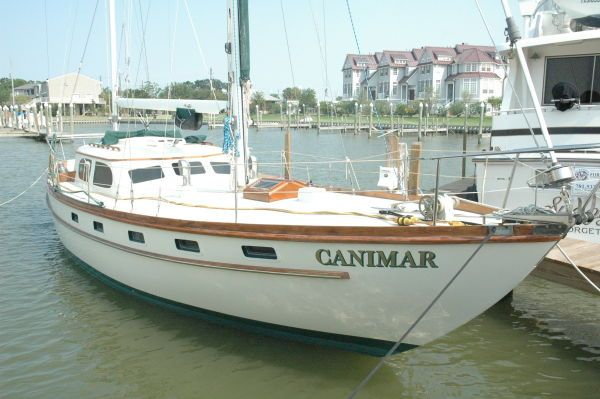 Pearson Countess 44 1965 Sailboats for Sale