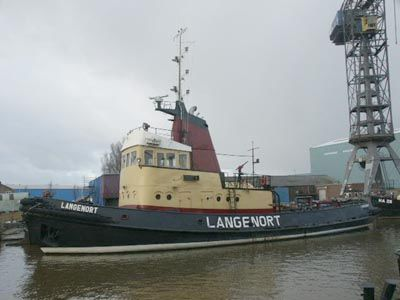 1965 Sea going cultivated tug boat Tug boat suitable for ...