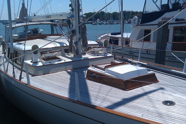 Sparkman & Stephens Custom Ketch 1965 Ketch Boats for Sale