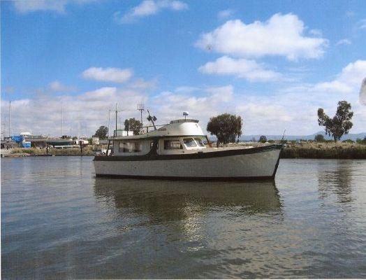 1965 william garden coastal trawler boats yachts for sale for Garden design trawler boat
