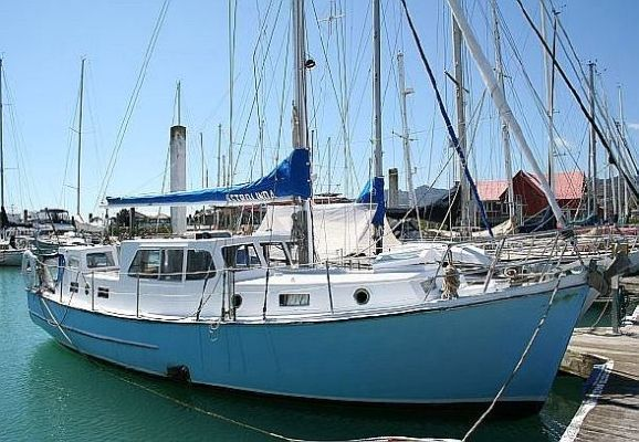 Athol Burns Motorsailer 1966 Sailboats for Sale