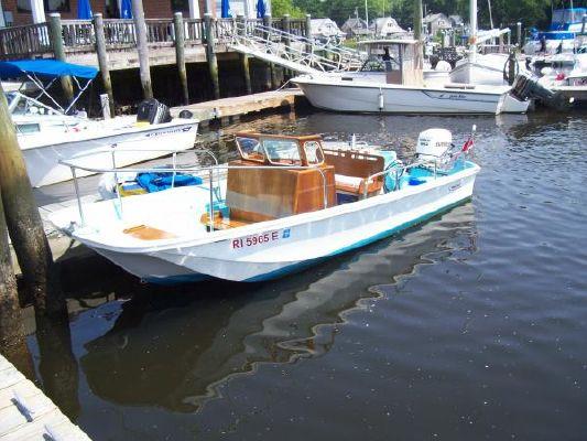 1966 boston whaler montauk 17  1 1966 Boston Whaler MONTAUK 17