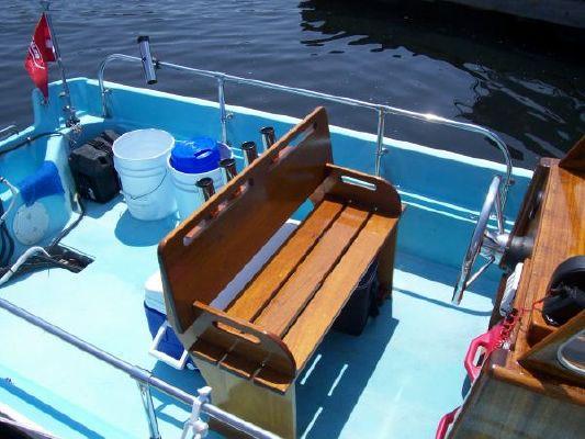 1966 boston whaler montauk 17  7 1966 Boston Whaler MONTAUK 17