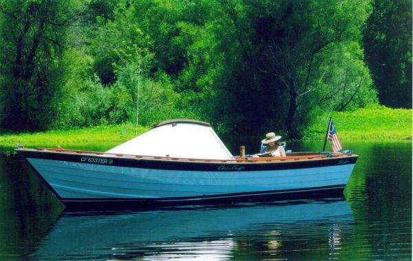 1966 chris craft cutlass sportfish cruiser  1 1966 Chris Craft, Cutlass, Sportfish, Cruiser