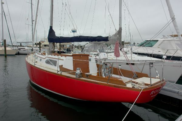 Columbia 34 1966 All Boats