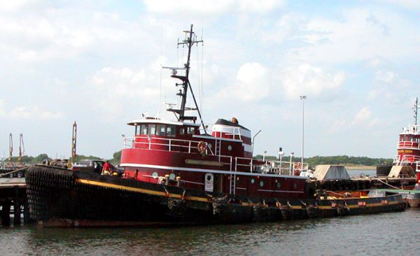 Pacific Coast Tug 1966 Tug Boats for Sale