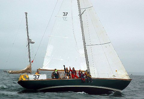 Boats for Sale & Yachts Pearson Rhodes 41 YAWL 1966 Sailboats for Sale