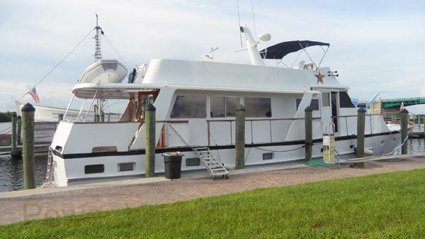 Boats for Sale & Yachts Temple/Krogen Pilothouse Motor Yacht 1966 Pilothouse Boats for Sale