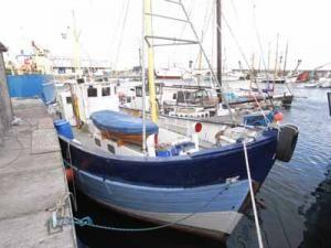 Trawler Yacht French 1966 Trawler Boats for Sale