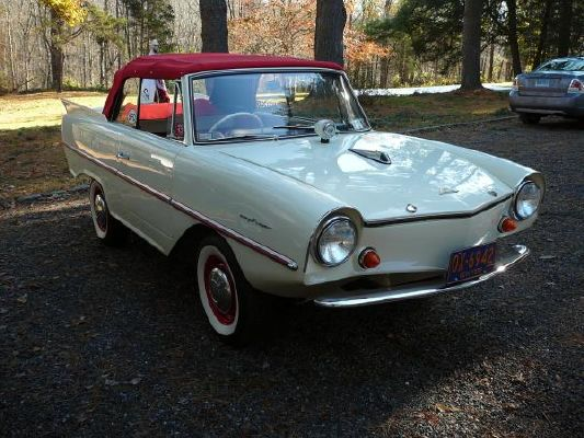 Boats for Sale & Yachts AMPHICAR CABRIO 1967 All Boats