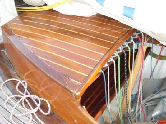 DRAGON Barco de Madera 1967 All Boats