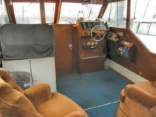 Fairliner 33 Sedan Cruiser 1967 Motor Boats