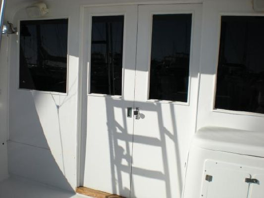 Boats for Sale & Yachts Hatteras 41 Convertible~TOTAL REFIT 1967 Hatteras Boats for Sale