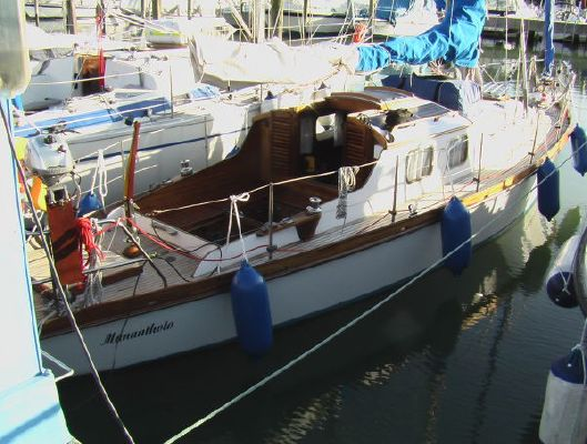 Lechfeld Leichtbau, Hamburg Sloop 9,85 1967 Sloop Boats For Sale