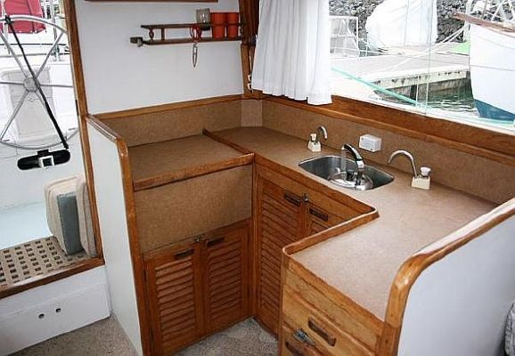 Lidgard Motorsailer 1967 Sailboats for Sale