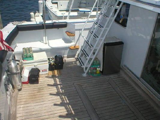 Monk, Jr./Duwamish Welding Pilot House Motor Yacht 1967 All Boats
