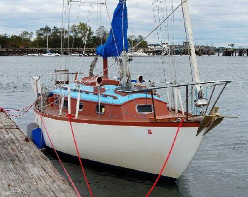 Naugus 30 Sloop 1967 Sloop Boats For Sale
