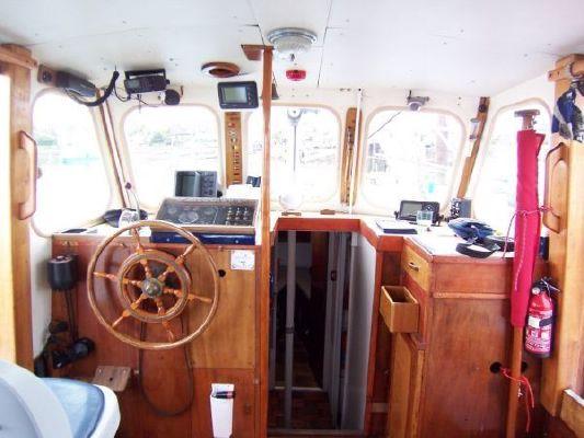 1967 norseman motor sailer  5 1967 Norseman Motor Sailer