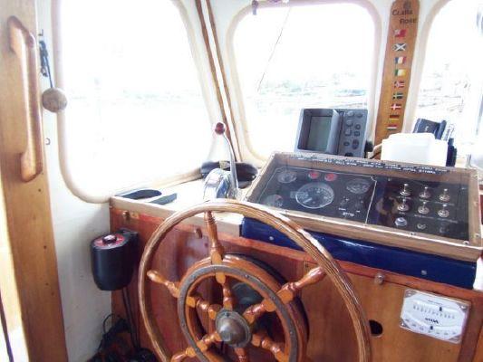 1967 norseman motor sailer  7 1967 Norseman Motor Sailer