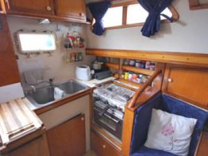 Steel Cutter 1967 Sailboats for Sale