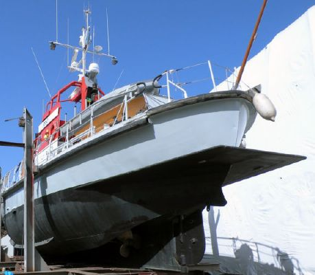 967 W�rtsil� Icebreaking Safe and Rescue Boat 1967 All Boats