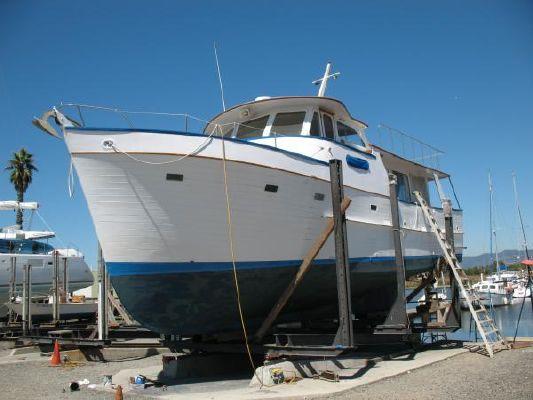 Boats for Sale & Yachts Alaskan Pilot House Trawler 1968 Trawler Boats for Sale