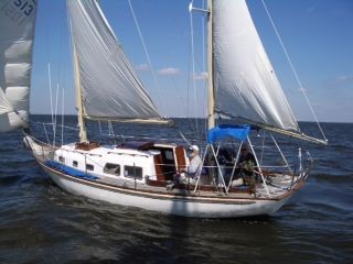 Cheoy Lee Offshore 31 Ketch 1968 Cheoy Lee for Sale Ketch Boats for Sale