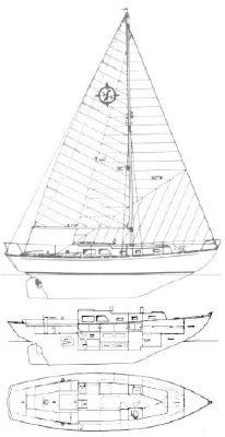 1968 cheoy lee offshore 31 ketch  9 1968 Cheoy Lee Offshore 31 Ketch