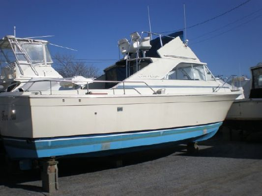 1968 chris craft 31 commander  1 1968 Chris Craft 31 Commander
