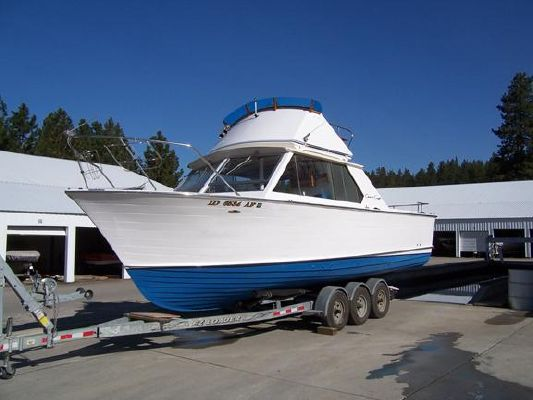 1968 Chris Craft Sea Skiff Boats Yachts For Sale