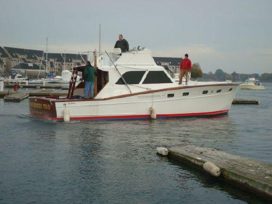 Boats for Sale & Yachts Egg Harbor Sedan Sportfisherman 1968 Egg Harbor Boats for Sale Sportfishing Boats for Sale