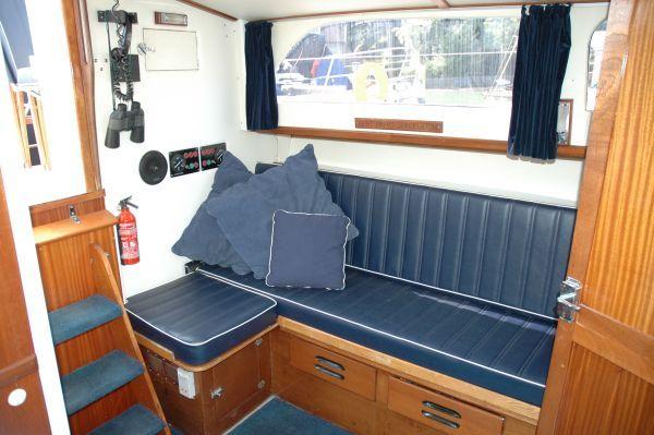 Fairey Swordsman 33 Aft Cockpit 1968 All Boats