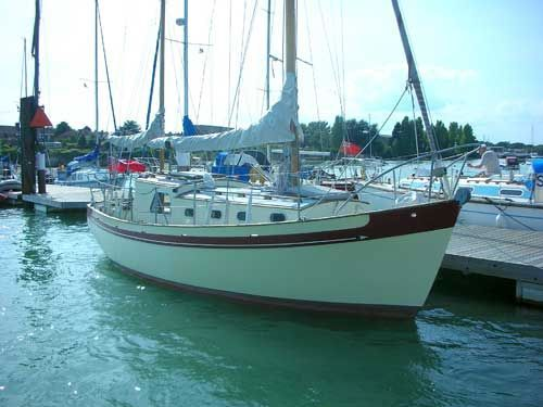 Peter Duck Ketch 1968 Ketch Boats for Sale