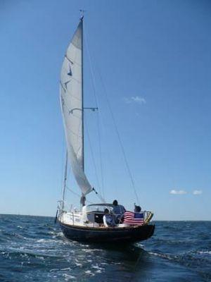 1968 seafarer yachts 31  1 1968 Seafarer Yachts 31