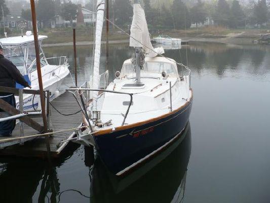 1968 seafarer yachts 31  4 1968 Seafarer Yachts 31