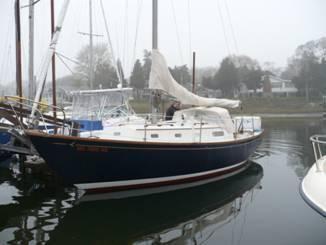 1968 seafarer yachts 31  5 1968 Seafarer Yachts 31