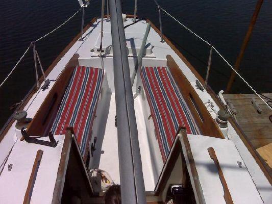 1968 seafarer yachts 31  6 1968 Seafarer Yachts 31