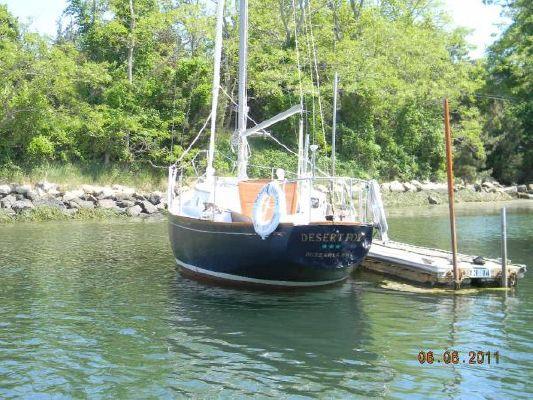 1968 seafarer yachts 31  7 1968 Seafarer Yachts 31