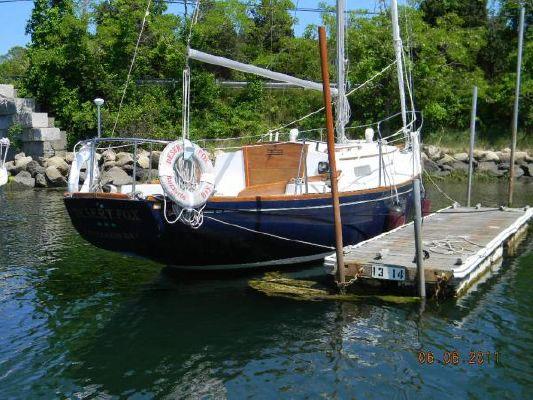1968 seafarer yachts 31  8 1968 Seafarer Yachts 31