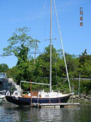 1968 seafarer yachts 31  9 1968 Seafarer Yachts 31